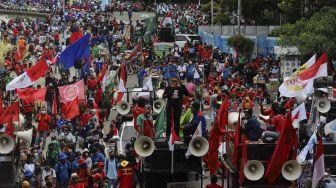 Buruh Banten Minta Naik Gaji Rp 267.426, Meski UMP 2021 Tidak Naik