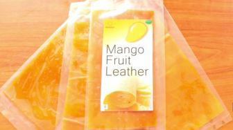 Inovasi Fruit Leather, Alternatif Olahan Buah Mangga di Indonesia