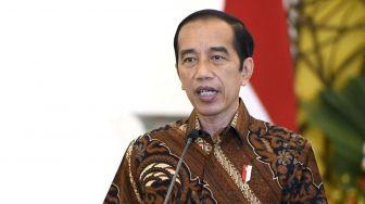 HUT Korpri, Jokowi Berharap ASN Jadi Lebih Gesit Bekerja di Tengah Pandemi