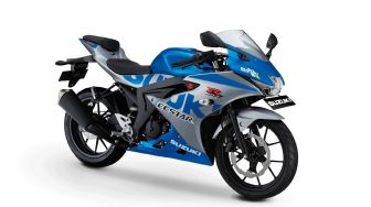 Suzuki GSX-R150 MotoGP 2020 Edition Hadirkan Warna Legenda Isle of Man TT