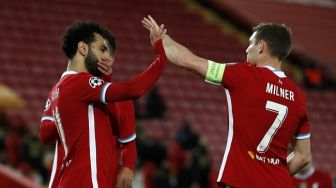 Liverpool Vs Midtjylland: The Reds Susah Payah Menang 2-0