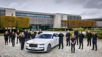 The Class of 2020 Dibuka, Rolls-Royce Motor Cars Sambut 18 Peserta Magang