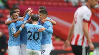 Olympiakos Vs Man City: The Citizens Lolos 16 Besar Liga Champions