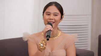 Pertama Kali Tampil di Prambanan Jazz, Nadin Amizah: Cukup Menegangkan