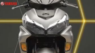 Launching Yamaha All New AEROX 155 Connected, Crossover Skutik Super Sport