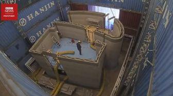 Hanya 3 Minggu, Rumah Dua Tingkat Ini Dibangun dengan Mesin 3D