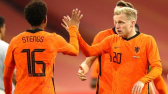 Prediksi dan Live Streaming UEFA Nations League 2020: Polandia vs Belanda