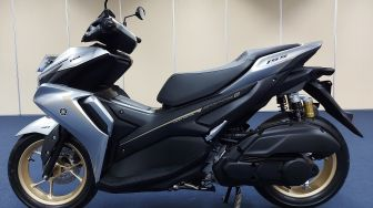 Review Yamaha All New Aerox 155 Connected: Bisa Diajak Eco Riding