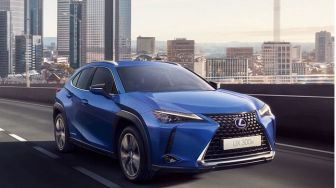 Best 5 Oto: Lexus UX300e di Indonesia, New Honda City e:HEV ke Thailand