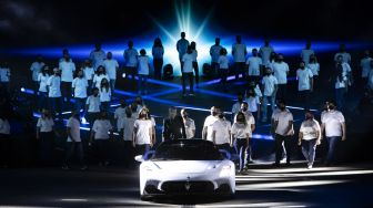 Keren, Maserati MC20 Rebut Gelar China Performance Car of the Year 2021