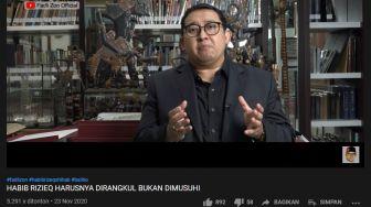 FPI Dilarang, Fadli Zon: Ini Pembunuhan Terhadap Demokrasi