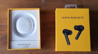 Realme Buds Air Pro: Earphone TWS Canggih di Akhir 2020?
