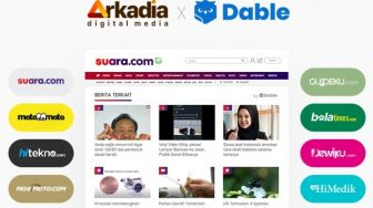 Dable dan Arkadia Digital Media Rekomendasikan Konten yang Dipersonalisasi