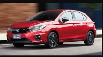 Honda City Hatchback Akan Gantikan Honda Jazz di Indonesia?
