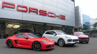Porsche Buka Virtual Showroom di Indonesia