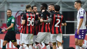 Link Live Streaming AC Milan Vs Celtic, Liga Europa 4 Desember