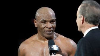 Mike Tyson Janji Naik Ring Lagi Usai Ladeni Roy Jones Jr