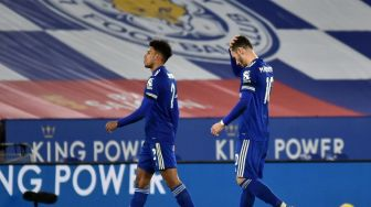 Leicester vs Fulham: The Foxes Takluk, Gagal Gusur Chelsea