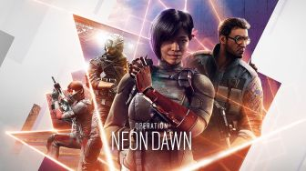 Operation Neon Dawn Rainbow Six Siege Unjuk Cerita Aruni dan Thermite