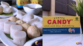 Pempek Candy, A Nice Treat in a Lousy Day