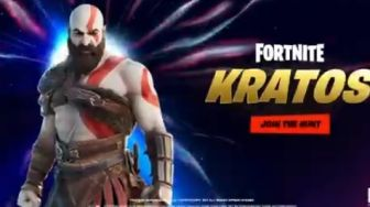 Kratos dari God of War Diboyong ke Fortnite