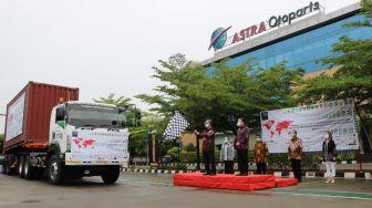 Ekspor Kendaraan dari Grup Astra Mencapai 61 Persen Total Ekspor Nasional