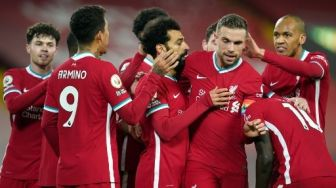 Link Live Streaming Liverpool vs Burnley