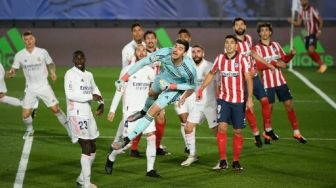 Prediksi Atletico Vs Real Madrid, Big Match Liga Spanyol 7 Maret