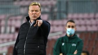 Real Sociedad Vs Barcelona, Koeman: Kami Bukan Favorit