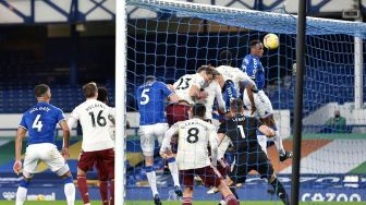 Everton Vs Burnley: The Toffees Kalah 2-1
