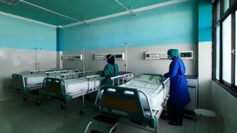 Kasus Covid-19 Indonesia Capai 1 Juta, Tempat Tidur di RS Kian Menipis