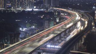 PPKM Level 4, Mobilitas Warga Ibu Kota Meningkat