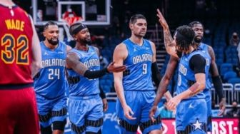 Hasil NBA: Orlando Magic Bungkam Cleveland Cavaliers 105-94