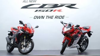 Suspensi Upside Down All New Honda CBR150R  Bisa Dipasang ke Model Lama?