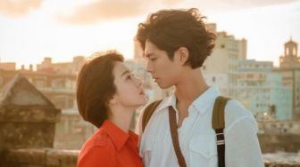 Sinopsis Encounter, Drama Romantis Song Hye Kyo dan Park Bo Gum