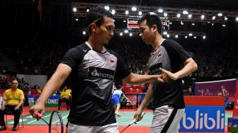 Lima Wakil Indonesia Lolos ke BWF World Tour Finals