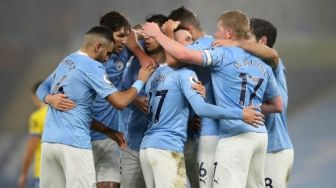 Manchester City vs Aston Villa: The Citizen Menangg 2-0