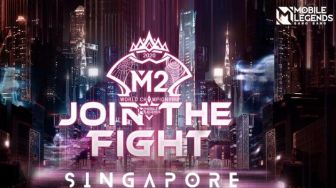 Live Streaming M2 Mobile Legend 20 Januari 2021