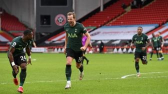 Hasil Sheffield vs Tottenham, The Lilywhites Menang 3-1 di Bramall Lane