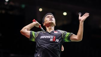 Toyota Thailand Open: Anthony Ginting Sudah Lupakan Hasil Pahit Pekan Lalu