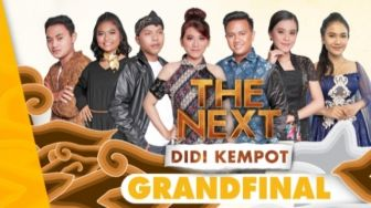 Babak Grand Final The Next Didi Kempot Digelar Malam Ini
