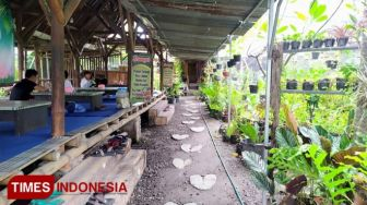 Warung Bunga Gives You Another Dining Experience