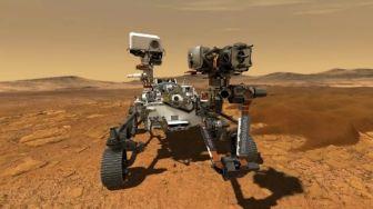 Begini Penampakan 4K 360 Derajat Pemandangan di Mars