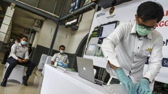 KAI Tunggu Aturan Pemerintah Soal Penggunaan GeNose di Stasiun