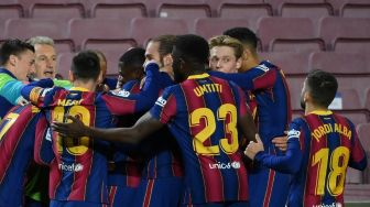 Link Live Streaming Athletic Bilbao vs Barcelona, Final Copa del Rey