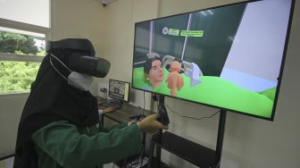 Unusa Resmikan Laboratorium Virtual Reality dan Microteaching