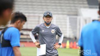 Usai Uji Coba Lawan Dua Tim Liga 1 Rampung, Shin Tae-yong Pulangkan Pemain