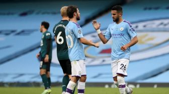 Link Live Streaming Aston Villa Vs Manchester City, Liga Inggris 22 April