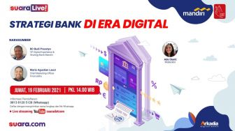 SuaraLive!: Strategi Bank di Era Digital