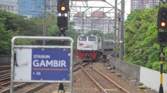 Ini Jadwal Keberangkatan Kereta Api dari Jakarta Selama Masa Larangan Mudik